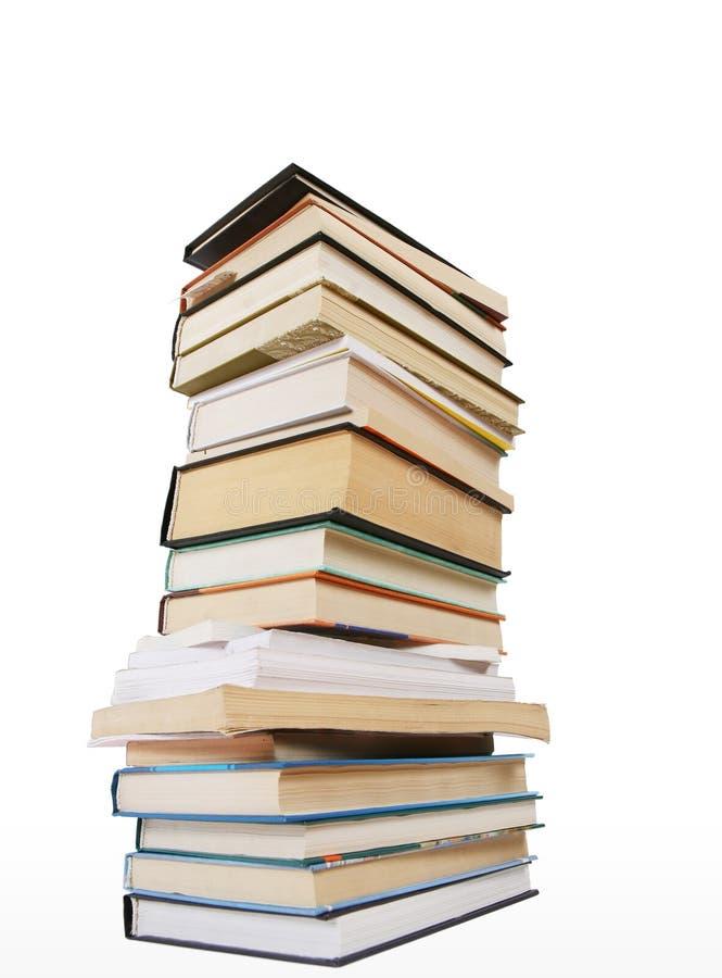 Tour des livres photographie stock