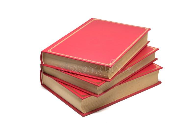 Tour des livres, vieux livres image libre de droits