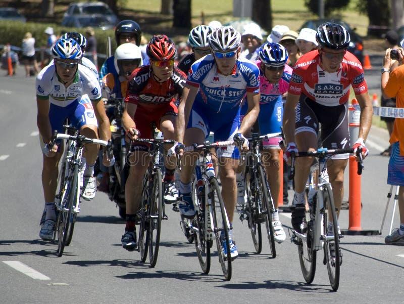 Tour Down Under 2011 Editorial Stock Photo