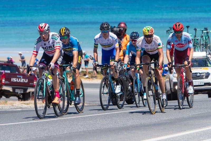 Tour Down Under 2019 royalty free stock photos