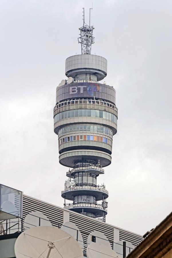 Tour du BT, Londres photographie stock