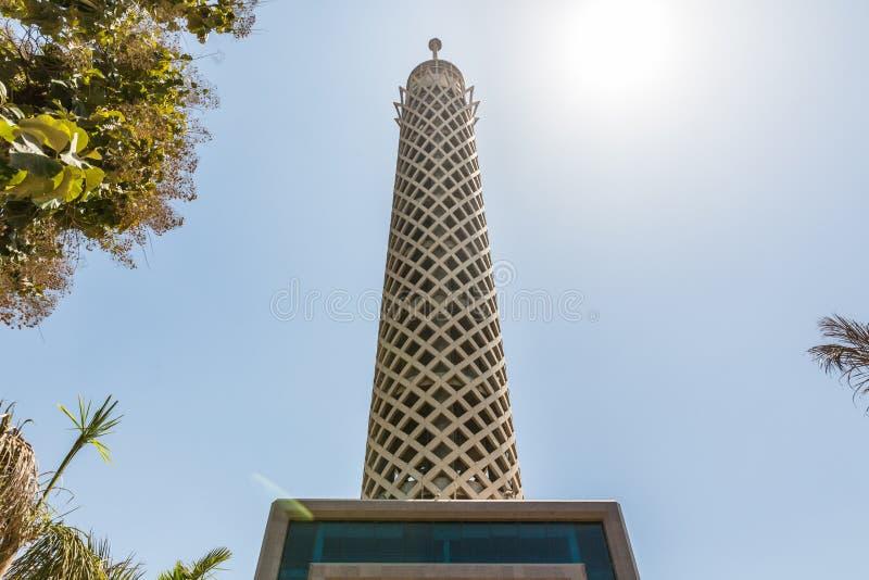 Tour du Caire photographie stock libre de droits