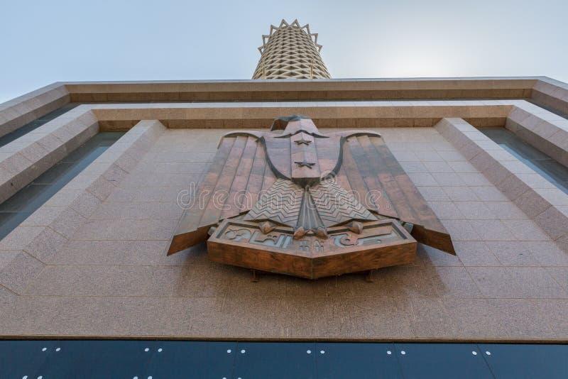 Tour du Caire images stock