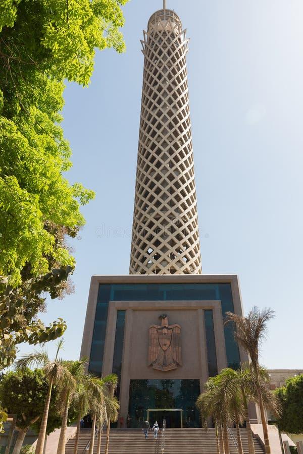 Tour du Caire image stock