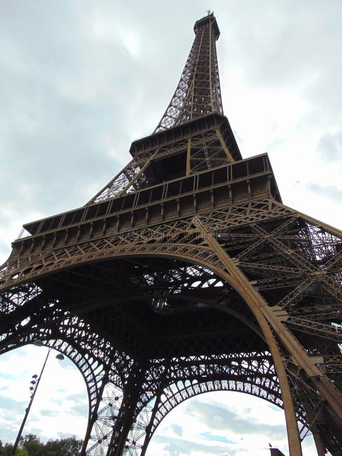Tour Eiffel à Paris photographie stock