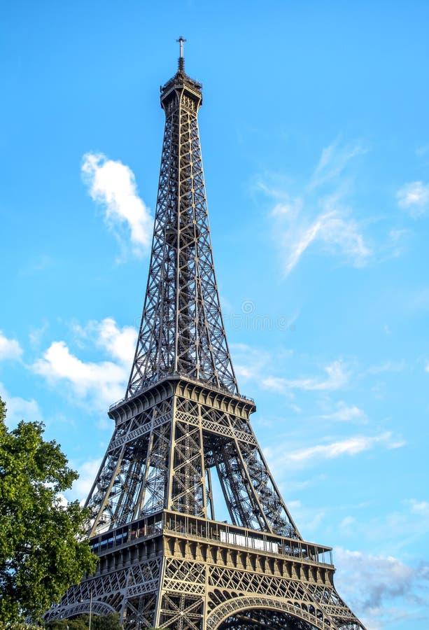 Tour Eiffel à Paris photos libres de droits