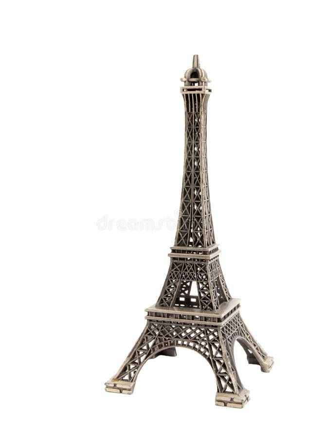 Tour Eiffel miniature image libre de droits