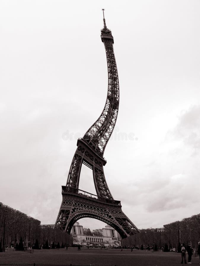Download Tour Eiffel, Paris image stock. Image du eiffel, tour, architecture - 64261