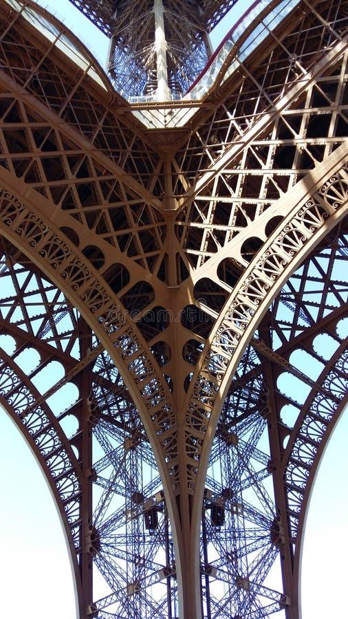 Tour Eiffel, Paris photographie stock