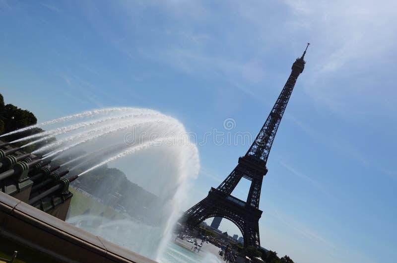 Tour Eiffel, Paris, France photo libre de droits