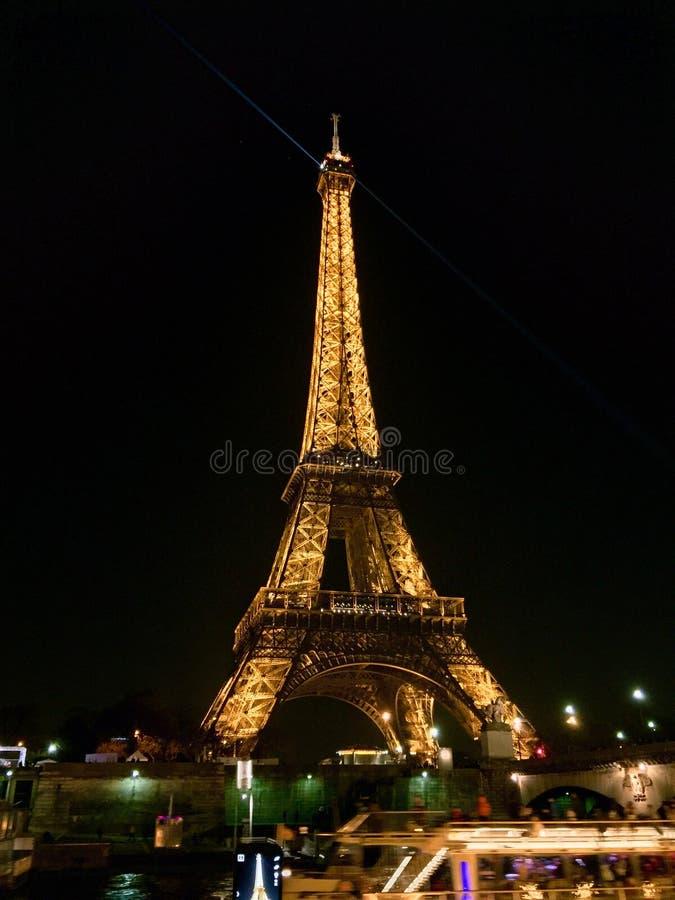 Tour Eiffel, Paris, France image libre de droits