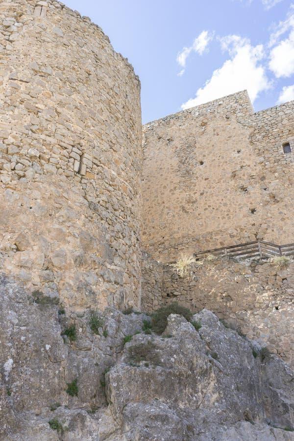 Download Tour, Forteresse Et Château De Consuegra à Toledo, Espagne Mediev Photo stock - Image du vues, espagne: 76079164