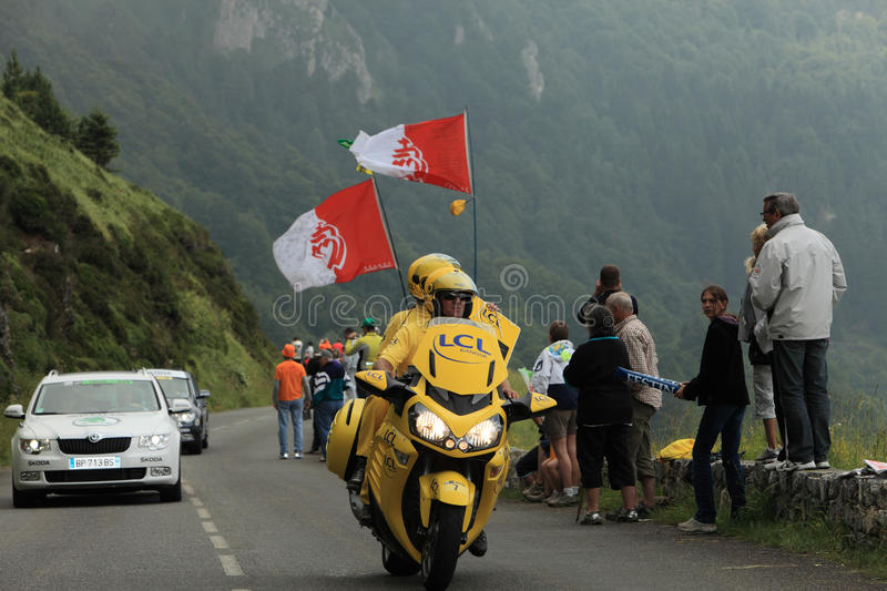 Download Tour Of France- Official Bike Editorial Stock Photo - Image: 21276553