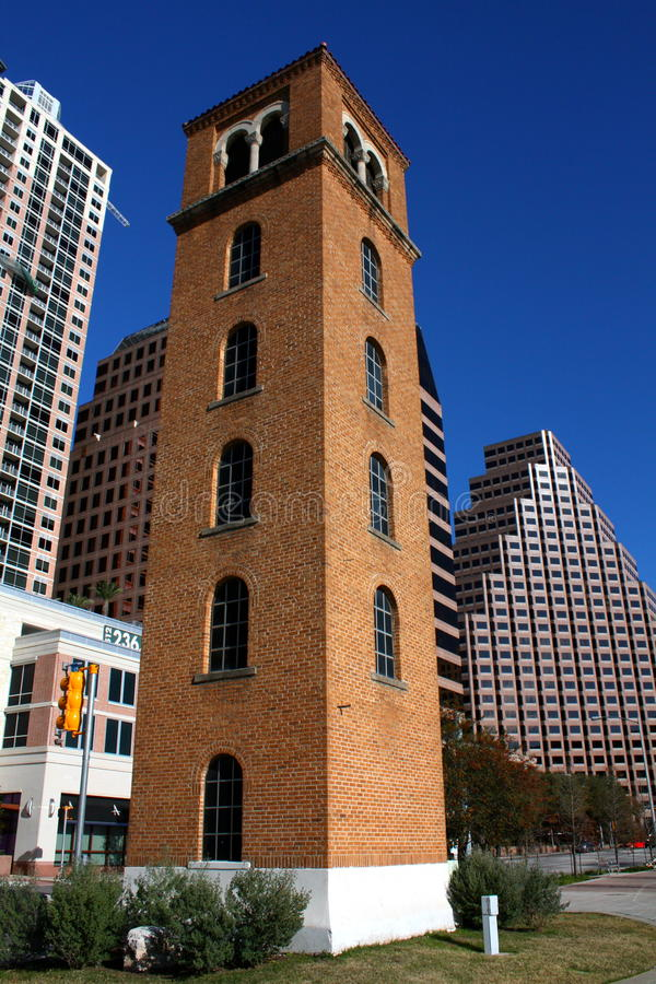 Tour historique Austin du centre le Texas de buford photos libres de droits