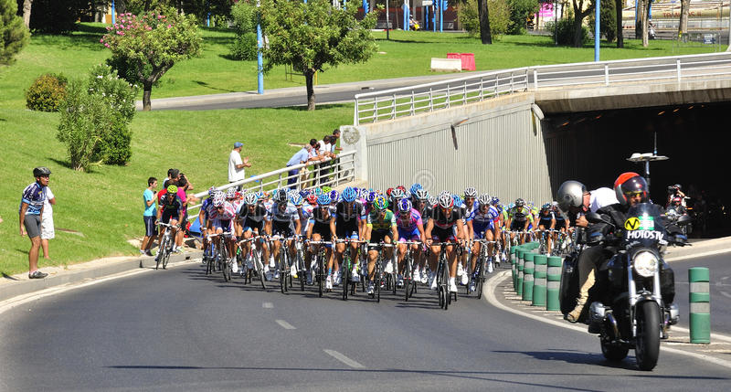Download Tour of Spain 2011 editorial photography. Image of competition - 20890017