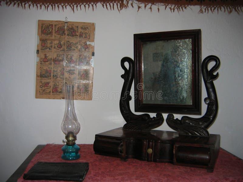 Tour vénitienne de musée à l'île de Naxos de ville de Chora Cyclades Grèce photo stock
