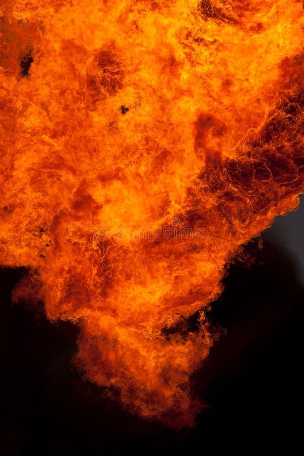 Tourbillon ardent images stock