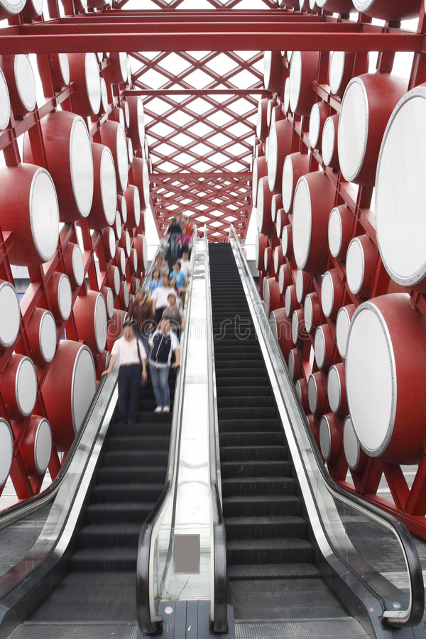 Download Tourism elevator. stock illustration. Image of culture - 6325806