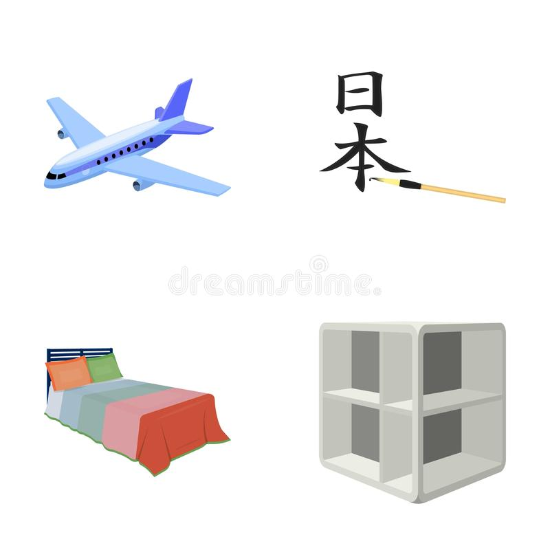 Tourism, industry, ecology and other web icon in cartoon style.plastic, fashion, business, icons in set collection. stock illustration