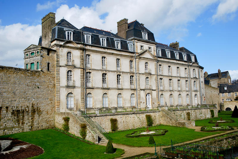 The tourism medieval in Vannes