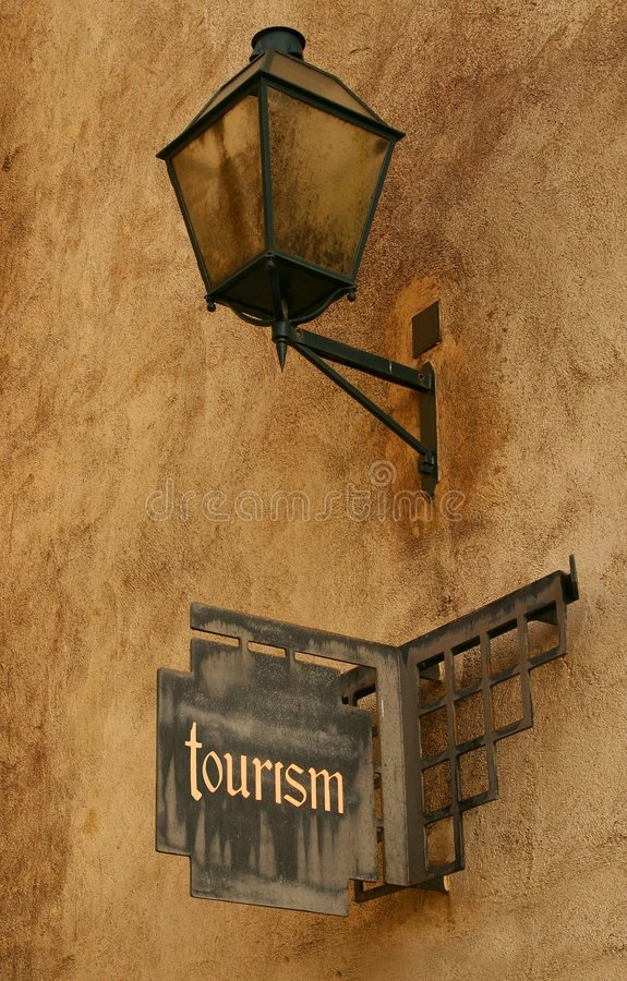 Download Tourism Sign stock image. Image of retro, travel, wall - 1505369