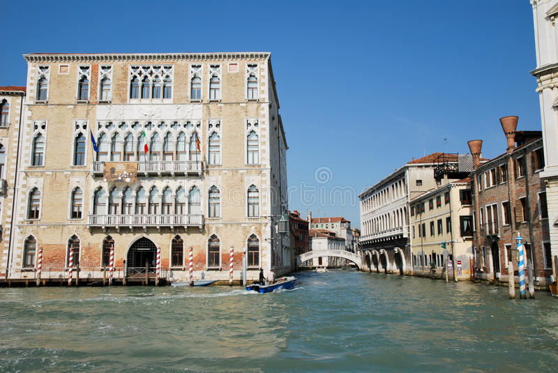 Download Tourism in Venice stock image. Image of float, strip - 25335495