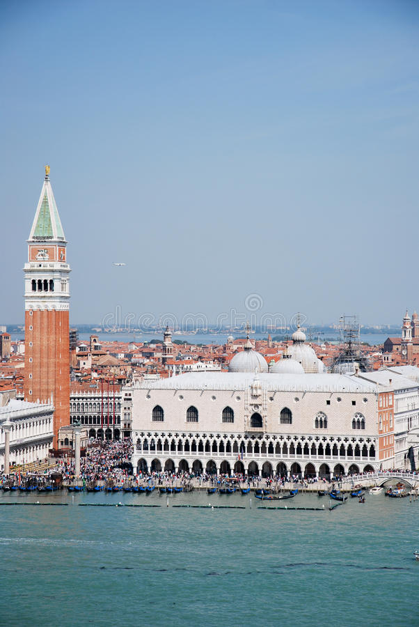 Download Tourism in Venice stock image. Image of street, scenic - 25337713