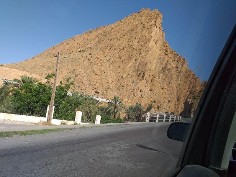 Tourisme Алжира стоковая фотография rf