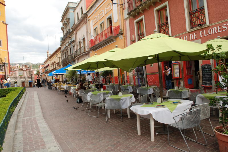 Tourisme de Guanajuato Mexique photos stock