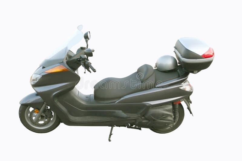 Tourisme du scooter photo libre de droits