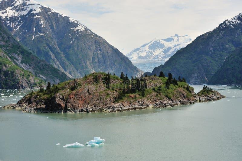Tourisme en Alaska 8 image libre de droits