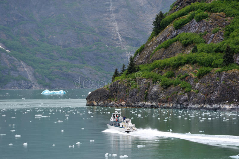 Tourisme en Alaska images stock