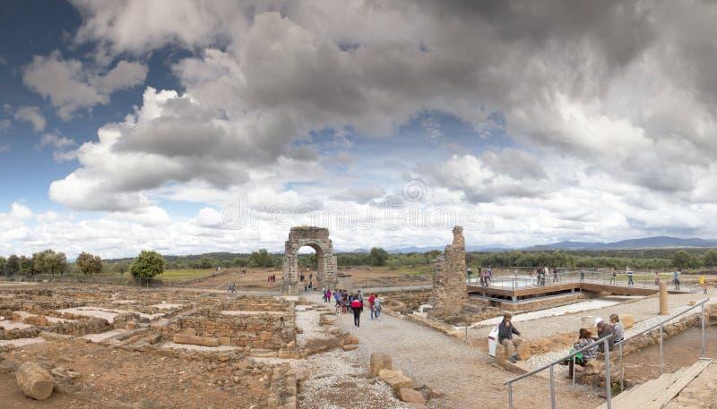 Tourismus in Extremadura, Spanien lizenzfreie stockfotos