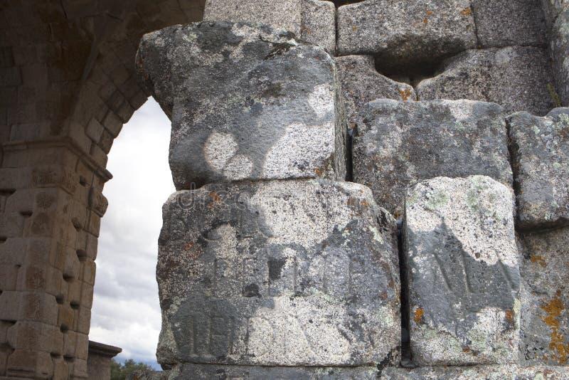 Tourismus in Extremadura, Spanien lizenzfreie stockfotografie