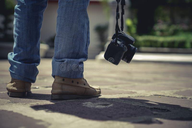 Tourist lizenzfreies stockfoto