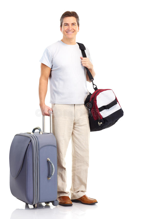 Download Tourist stock photo. Image of voyage, handsome, vacation - 13538880