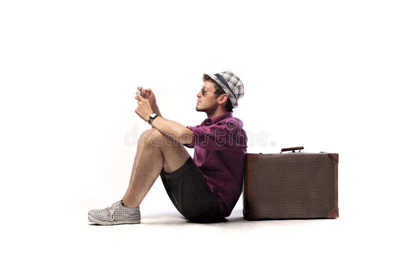 Tourist stockfoto