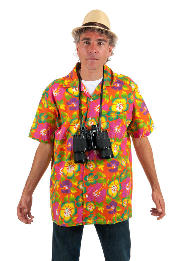 Download Tourist with binocular stock photo. Image of tourisme - 26795344