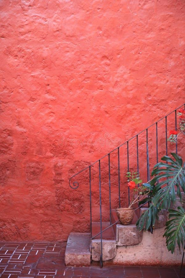 Tourist Destination, Arequipa - Peru. Royalty Free Stock Images
