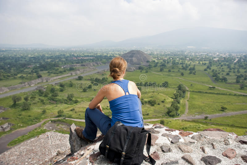 Download Tourist in Mexico stock image. Image of mexico, destination - 13028311
