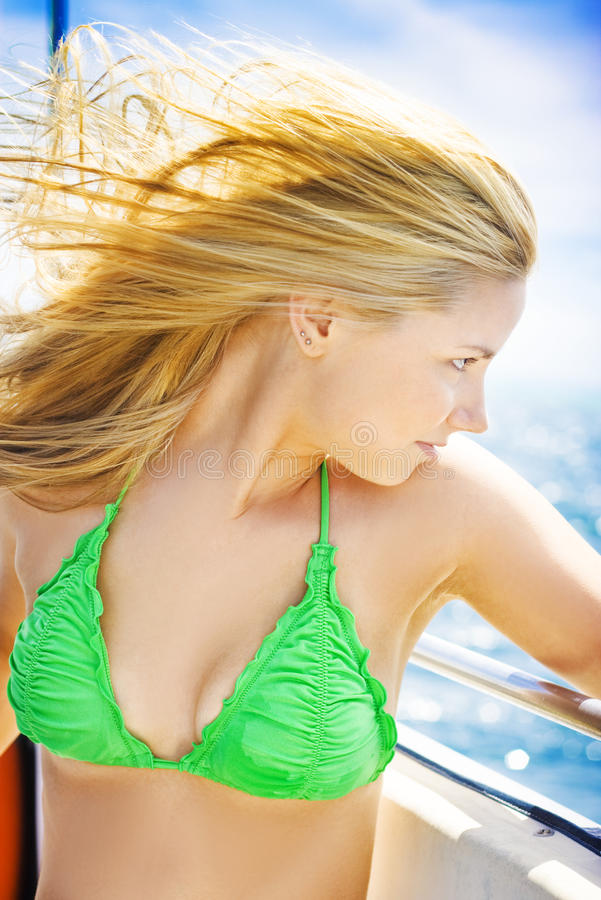 Download Tourist On Ocean Travel Cruise Stock Image - Image: 24134907