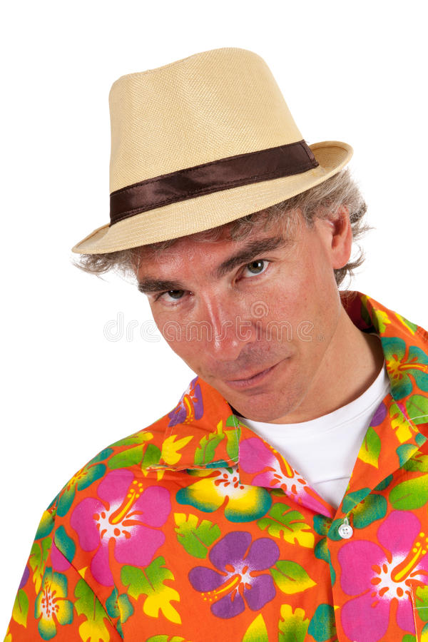 Download Tourist portrait stock photo. Image of curly, colorful - 26795330