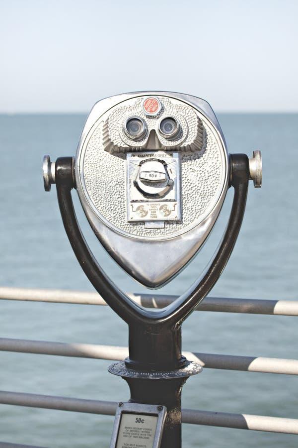 Free Tourist Telescope Stock Photo - 14138230