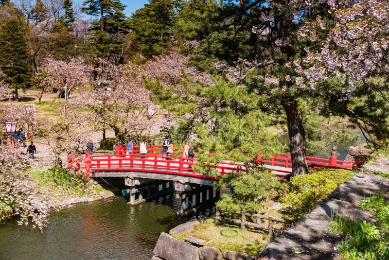 Download Touriste Au Parc De Château De Hirosaki Photographie éditorial - Image du nourriture, fossé: 76090257
