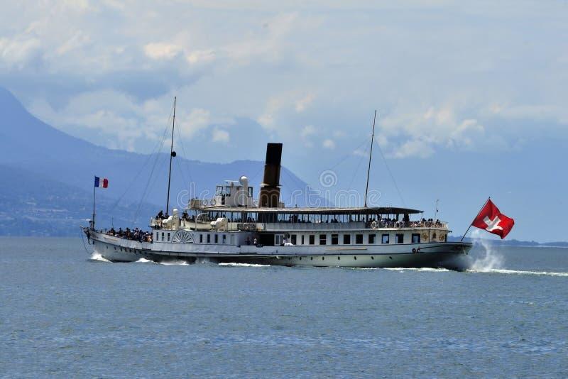 touriste de bateau photos stock