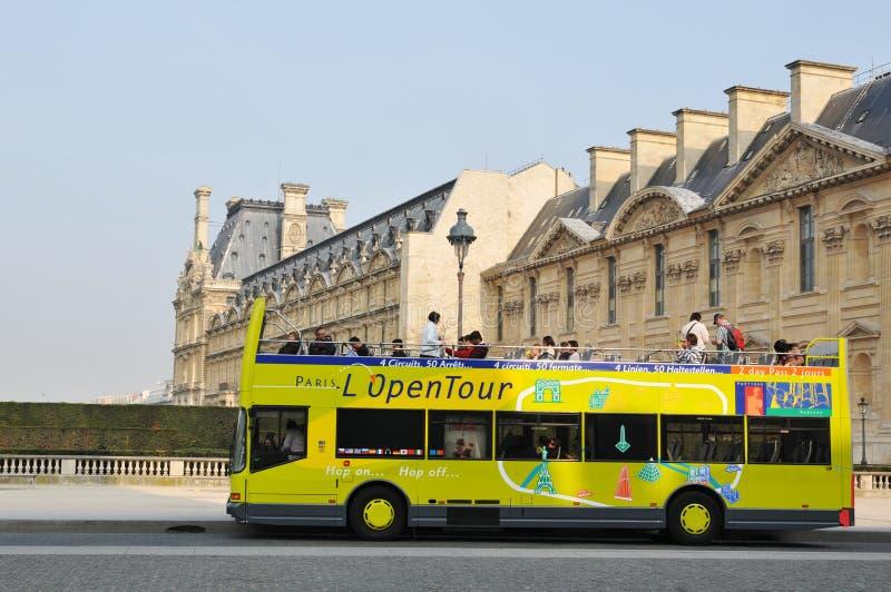 Touristenbus stockfotos