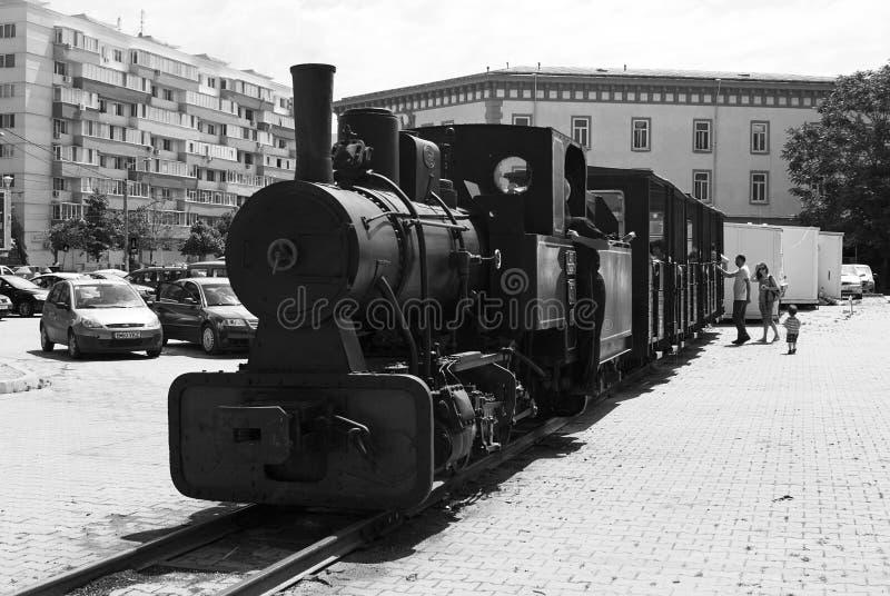 Touristic steam train stock photos