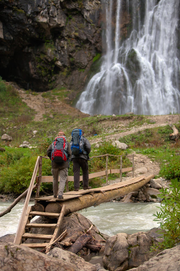 Download Tourists stock image. Image of sights, adult, journey - 24978935
