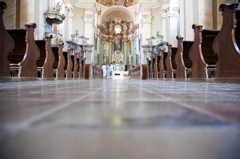 Download Tourists Visiting Maria Radna Monastery Editorial Image - Image: 15721395