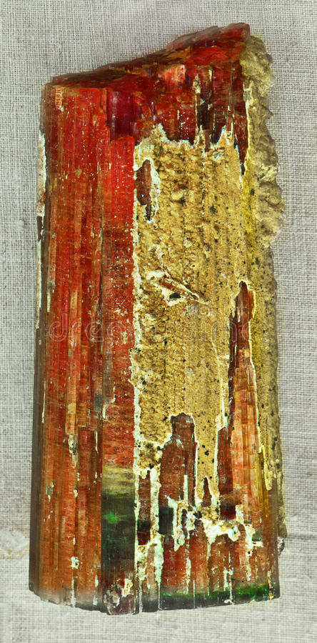 Tourmalin imagen de archivo